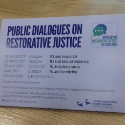 Can a restorative approach help survivors of sexual violence get justice?