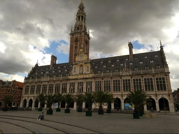 Central Library KU Leuven
