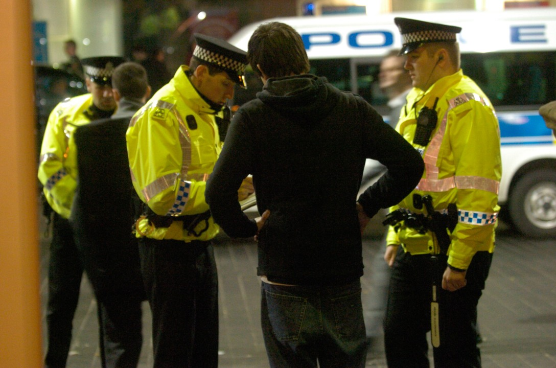 Police Scotland Permission Stop and Search 1